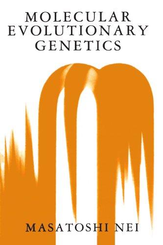 9780231063210: Molecular Evolutionary Genetics