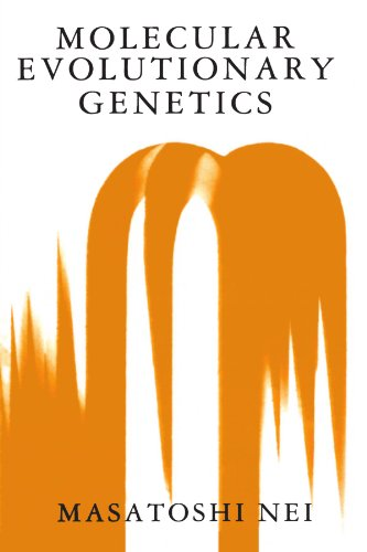9780231063210: Molecular Evolutionary Genetics
