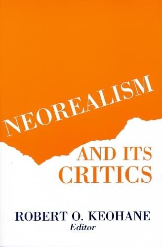 9780231063494: Neorealism and Its Critics