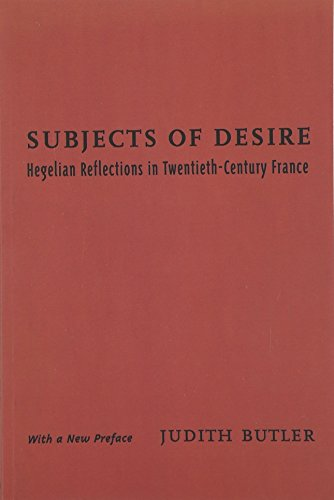 9780231064514: Subjects of Desire