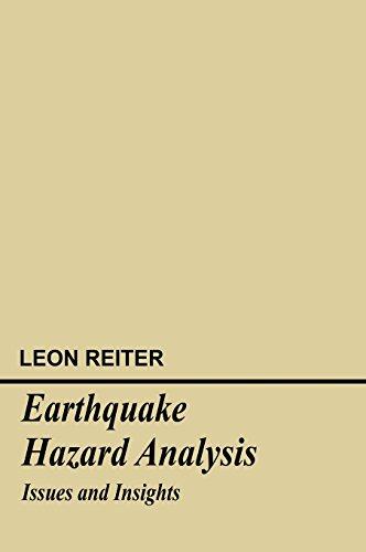 9780231065344: Earthquake Hazard Analysis