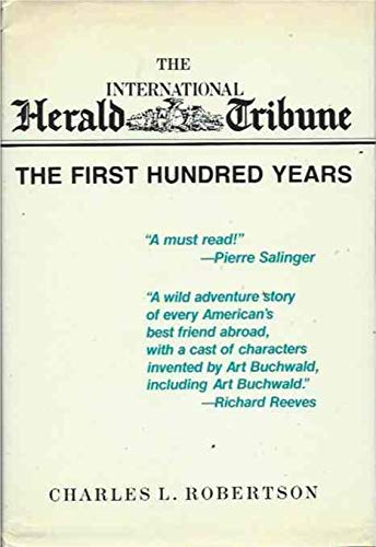 9780231065627: The International Herald Tribune: The First Hundred Years