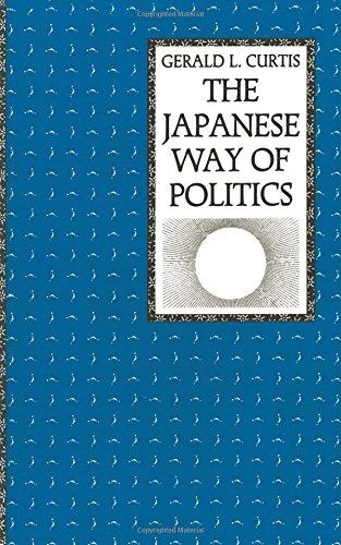 9780231066815: The Japanese Way of Politics