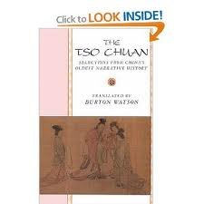 9780231067140: The Tso Chuan: Selections from China's Oldest Narrative History (Translations from the Asian Classics)