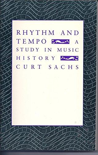 9780231069113: Rhythm and Tempo