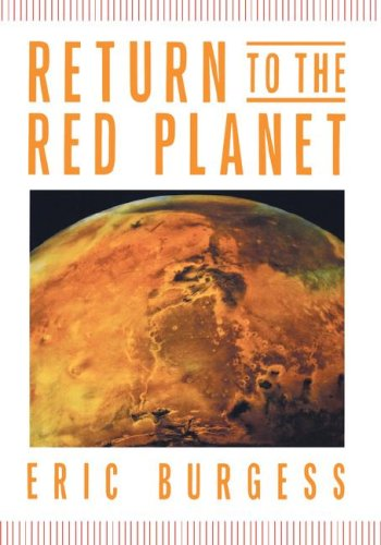 Return To the Red Planet (0231069421) by Eric Burgess