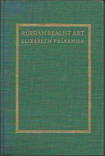 9780231069700: Russian Realist Art: the State and Society