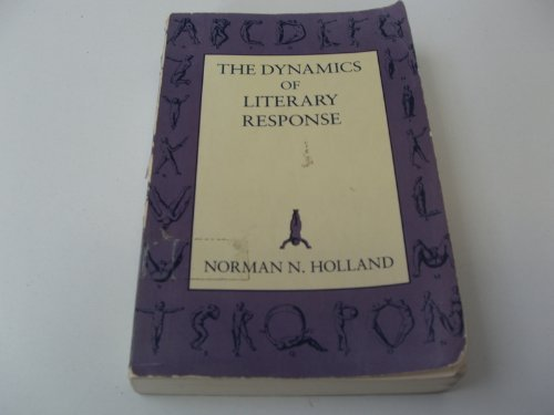 9780231069816: The Dynamics of Literary Response