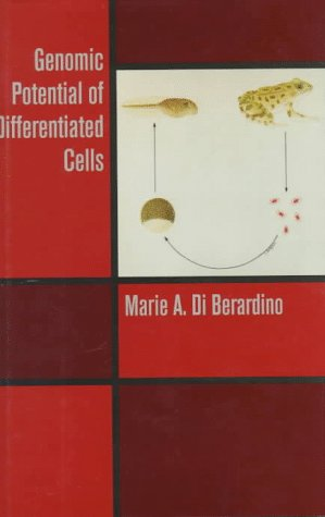 Genomic Potential of Differentiated Cells: DiBerardino, Marie A.