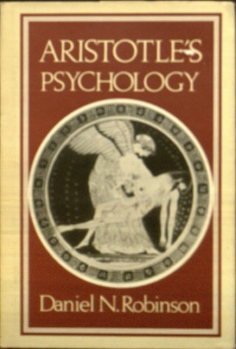 9780231070027: Aristotle's Psychology