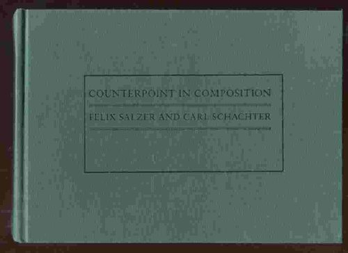 9780231070386: Counterpoint in Composition: The Study of Voice Leading