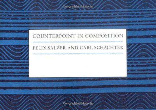 9780231070393: Counterpoint in Composition: The Study of Voice Leading