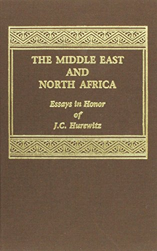 9780231071482: The Middle East and North Africa