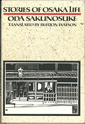 9780231071864: Stories of Osaka Life (Modern Asian Literature Series)