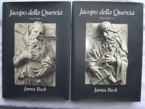 9780231072007: Jacopo Della Querica (Two Volume Set)