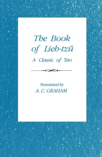 9780231072373: The Book of Lieh-Tzu: A Classic of the Tao (Translations from the Oriental Classics)