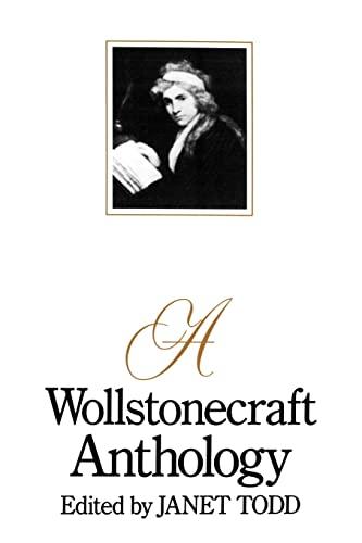 9780231072519: A Wollstonecraft Anthology