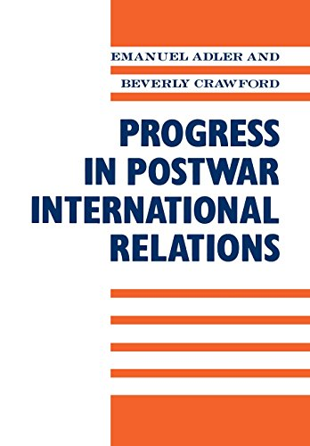 9780231072786: Progress in Post-War International Relations
