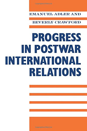 9780231072793: Progress in Post-War International Relations