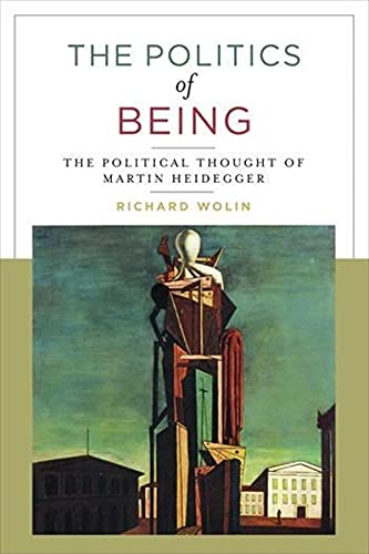 The Politics of Being (0231073151) by Wolin, Richard