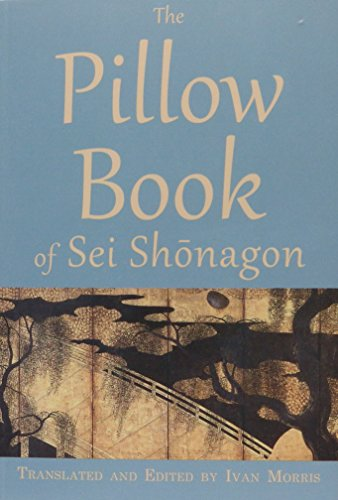 9780231073370: The Pillow Book of Sei Shonagon