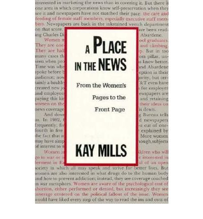 9780231074179: A Place in the News