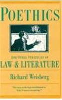 9780231074544: Poethics & Other Strategies of Law & Literature