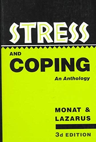 9780231074568: Stress and Coping: an Anthology