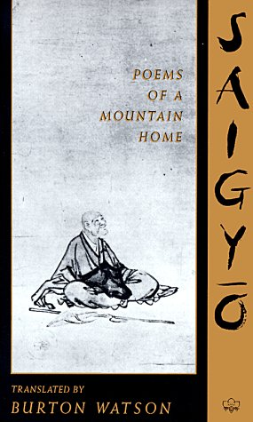 9780231074933: Saigyo, S: Poems of a Mountain Home by Saigyo (Translations from the Asian Classics)