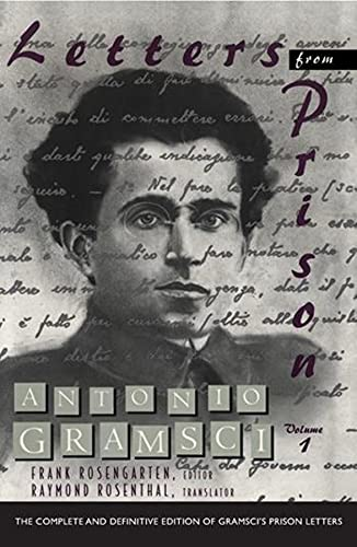 Letters from Prison (Volume 1) (0231075537) by Antonio Gramsci