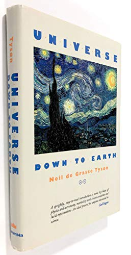 9780231075602: Universe Down to Earth