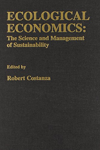 9780231075626: Ecological Economics: The Science and Management of Sustainablility