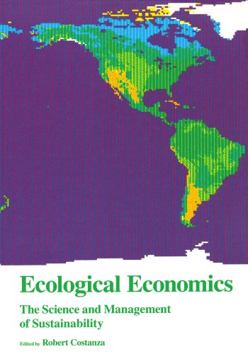 9780231075633: Ecological Economics: The Science and Management of Sustainability