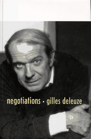 9780231075800: Negotiations, 1972-1990 (European Perspectives)