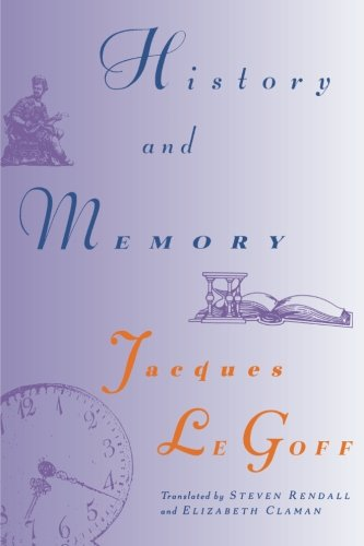 9780231075916: History and Memory