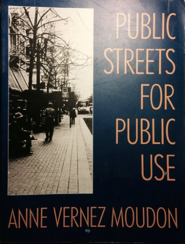 9780231075992: Public Streets for Public Use (Morningside Book)