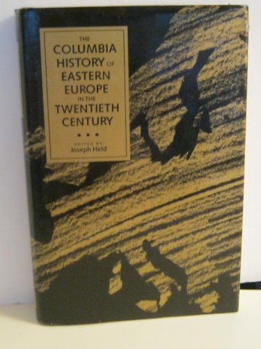 9780231076968: Columbia History of Eastern Europe In Th