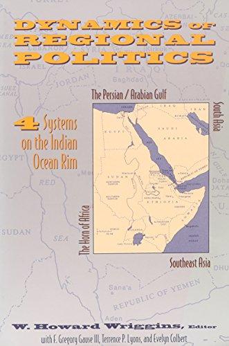 Dynamics of Regional Politics: Four Systems on the Indian Ocean Rim: Columbia University Press