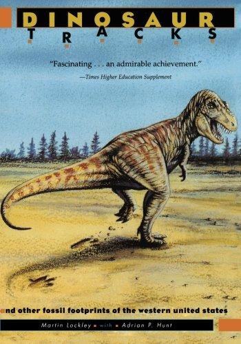 9780231079273: Dinosaur Tracks of Western North America
