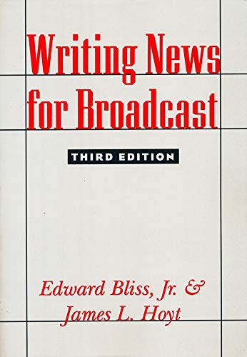 9780231079730: Writing News for Broadcast