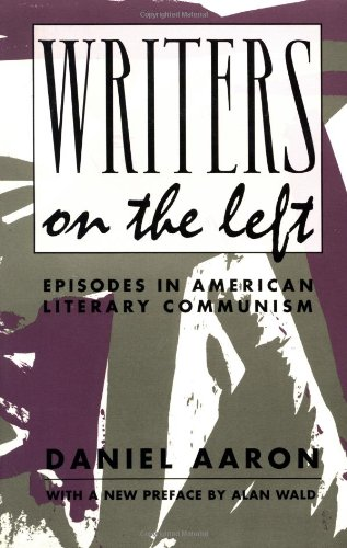 9780231080392: Writers on the Left