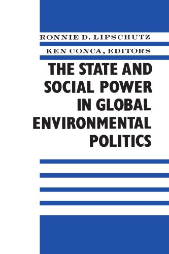 9780231081078: The State and Social Power in Global Environmental Politics