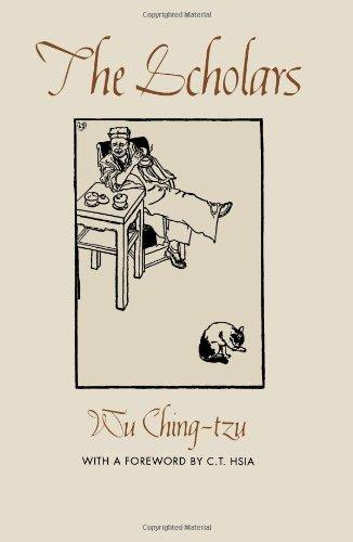 The Scholars: Wu Ching-tzu; Translated
