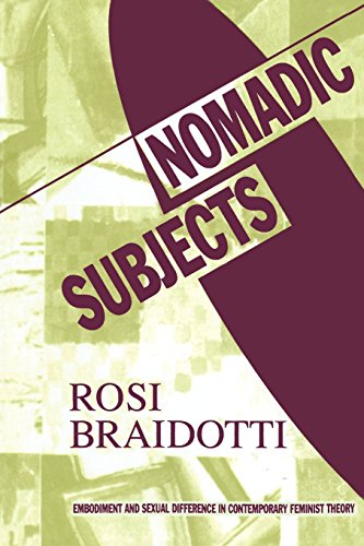 9780231082358: Nomadic Subjects: Embodiment and Sexual Difference in Contemporary Feminist Theory (Gender and Culture Series)