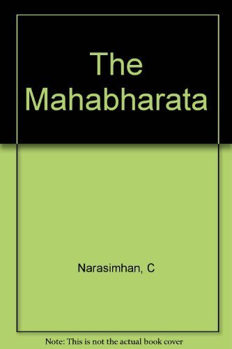 Mahabharata: An English Version Based on Selected Verses