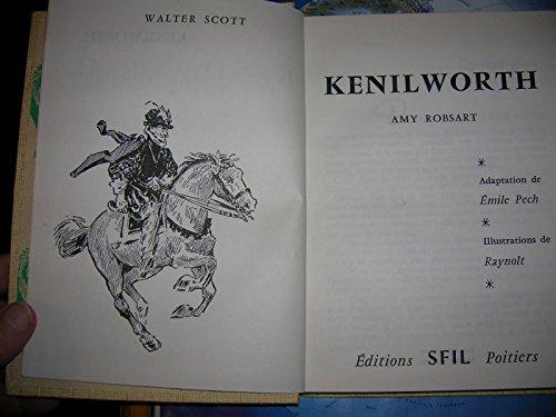 Kenilworth: Sir Walter Scott