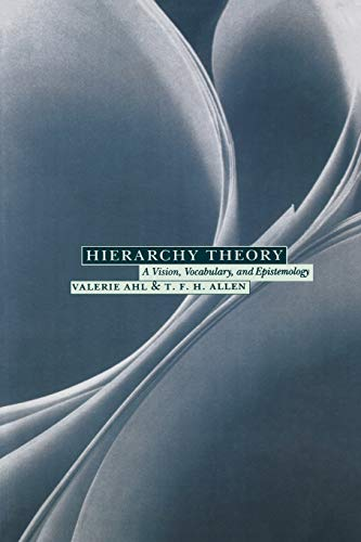 9780231084819: Hierarchy Theory