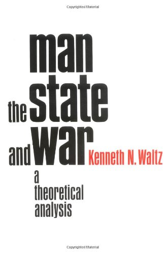 9780231085649: Man, the State and War a Theoretical Analysis