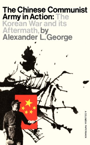 9780231085953: The Chinese Communist Army in Action