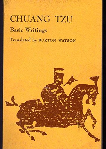9780231086066: Chuang Tzu: Basic Writings